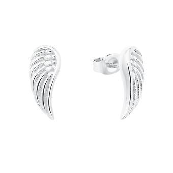 s.Oliver Jewel Kinder und Jugendliche Ohrringe Silber Flügel 2026051