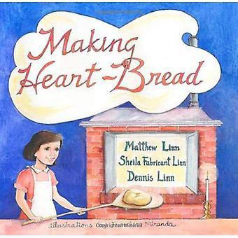 Hart-brood maken