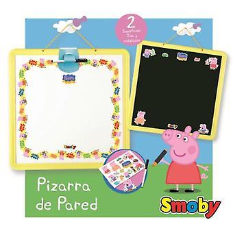 سموبي Peppa الخنزير السبورة العرض (الرضع والأطفال، ولعب أطفال، والتربوية والإبداعية)
