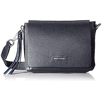 Marc OPolo 90718330802102 Blue Women's shoulder bag (Blue (true navy 884)) 10x20x28 cm (B x H x T)