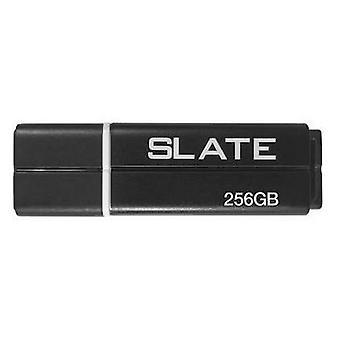 Patriot 256GB Slate USB 3.1 Gen.1 Black Flash Drive