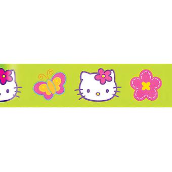 Hello Kitty Ribbon 1 1 2