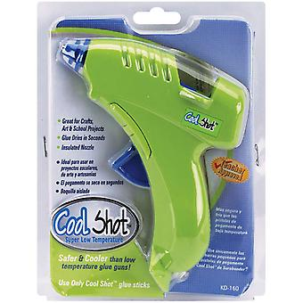 Cool Shot Super Low Temp Mini Glue Gun Lime Green Kd 160