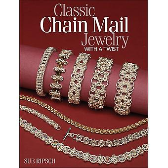 Kalmbach Publishing Books Classic Chain Mail Jewelry With A Twist Kbp 16483