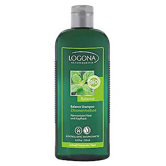 Logona Regulator shampoo Melisa