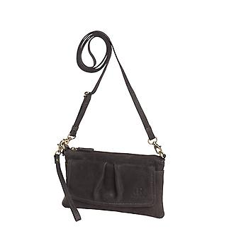 Dr Amsterdam shoulder bag/Clutch Olive Licorice
