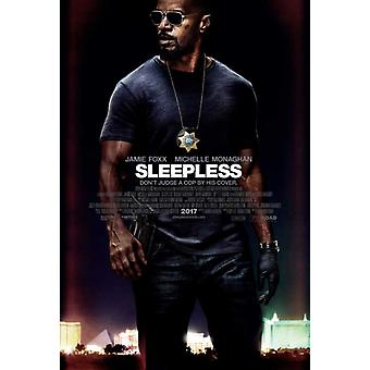 Sleepless Movie Poster (27 x 40)