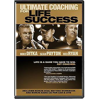 Ultimate Coaching for Life Success [DVD] USA import
