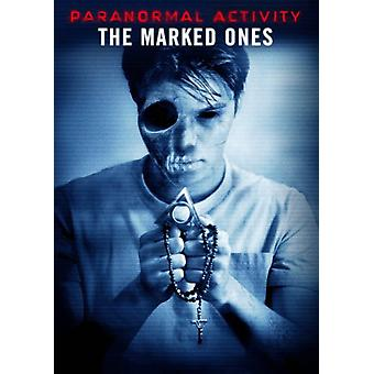Paranormal Activity: Die markierten [DVD] USA importieren