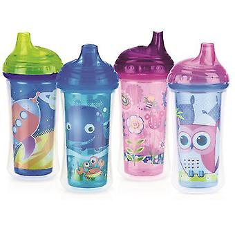 Nûby 1 P Pp Cup Click It (Home , Babies and Children , Eat , Kitchenware)