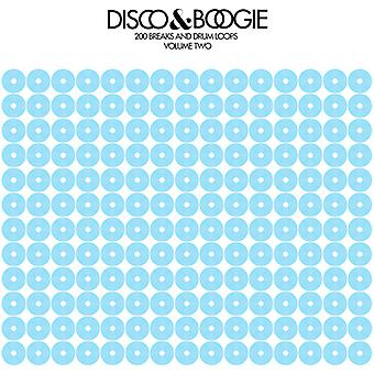 Disco & Boogie - 200 pauser & tromme Loops: Volume 2 [Vinyl] USA import
