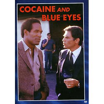Cocaine & Blue Eyes [DVD] USA import