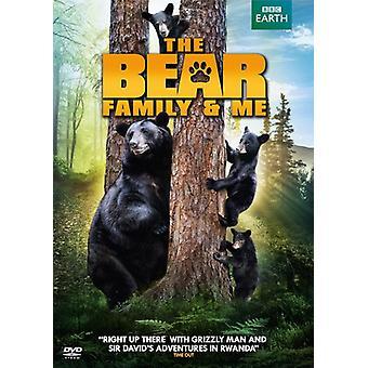 Dragen van familie & Me [DVD] USA import