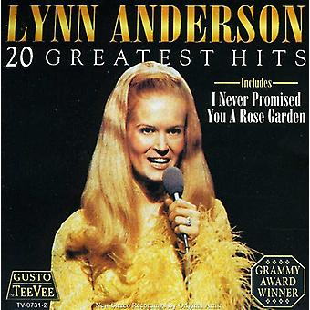 Lynn Anderson - 20 Greatest Hits CD] USA import