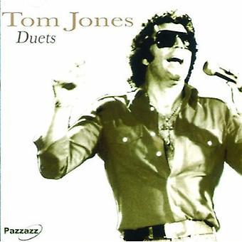 Tom Jones - duetter [CD] USA import