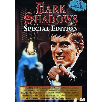 Dark Shadows [DVD] USA import