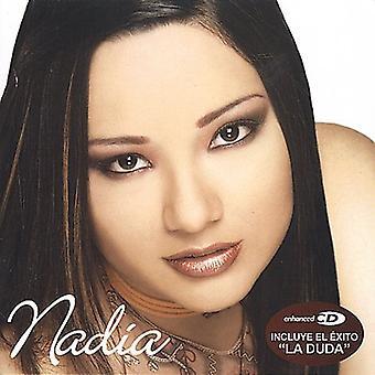 Nadia - Nadia [CD] USA importar