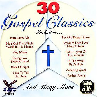 30 Gospel Classics - 30 Gospel Classics [CD] USA import