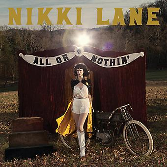 Nikki Lane - alle of Nothin [CD] USA import