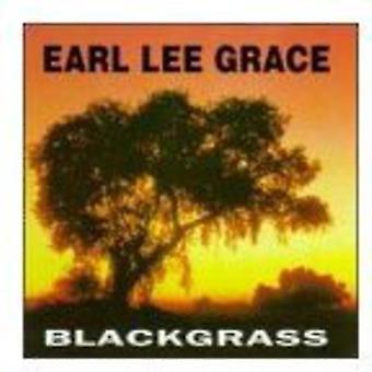 Earl Lee Grace - sort græs [CD] USA import