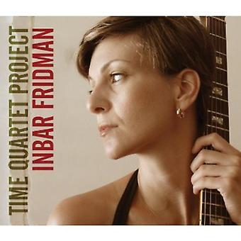 Inbar Fridman - Time Quartet Project [CD] USA import