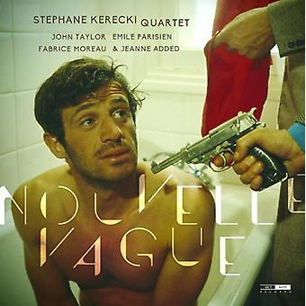 Taylor / Parisien / Moreau / Kerecki / tilføjet - Nouvelle Vague [CD] USA import
