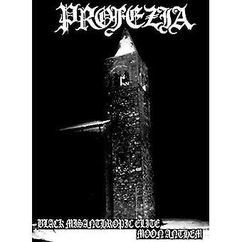 Profezia - sort misantropisk Elite - Moon hymne [CD] USA importerer