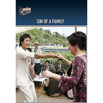 Synd for en familie [DVD] USA importerer