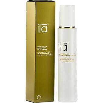 Ila Gold Cellular Age-Restore Face Cleanser