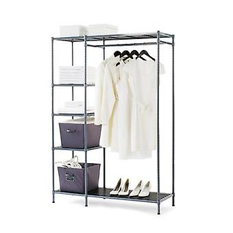 Neatfreak! Freestanding Closet With 5 Adjustable Shelves (Antique Bronze)
