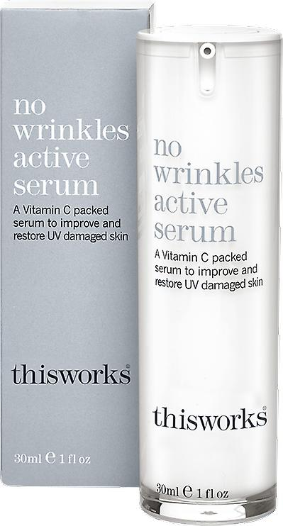 This Works No Wrinkles Active Serum