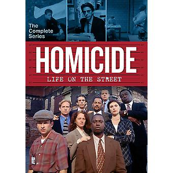 Homicide: Life on the Street - Complete Series [DVD] USA import