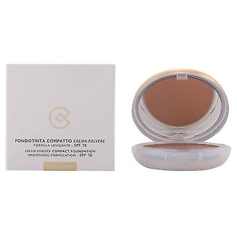 Collistar Cream Powder Compact # 04 Gr 9-Biscuit (Woman , Makeup , Face , Powders)