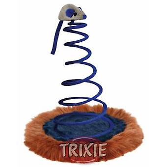 Trixie Base C / Dock And Mouse (Cats , Toys , Mice)