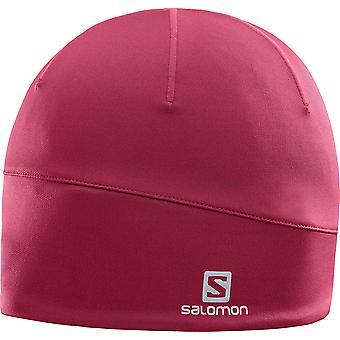 Salomon Active Beanie Mütze Rot - 397950