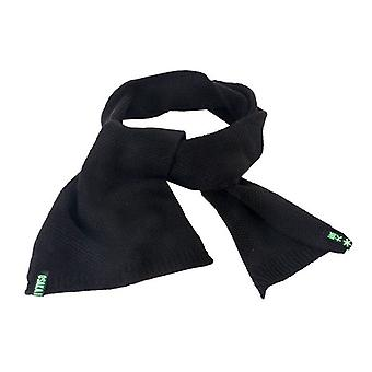 Osaka Knitted Scarf Black