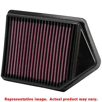 K & N Drop-in-High-Flow Luftfilter 33-2437 passt: HONDA CR-V 2010 - 2011 L4 2.4