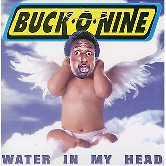 Buck O ni - vand i mit hoved [CD] USA import
