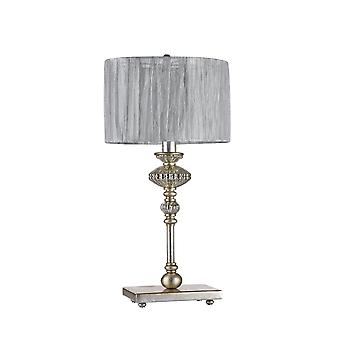 Maytoni Lighting Serena Antique Elegant Collection Table Lamp, Vintage Gold