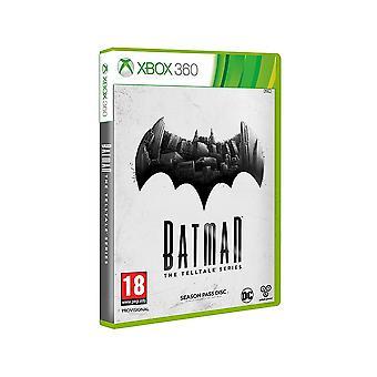 Batman avslørende serie Xbox 360 spillet