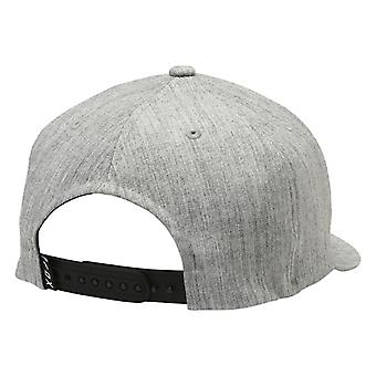 Fox Heads Up 110 Snapback Cap - Graphite