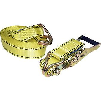 Double strap Low lashing capacity (single/direct)=1000 null (L x W) 6 m x 38 mm