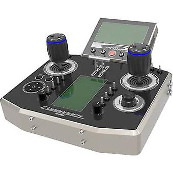 ScaleArt COMMANDER SA-5000 RC console 2,4 GHz No. of channels: 2
