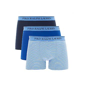 Polo Ralph Lauren Three Pack Of Boxer Shorts