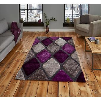 Nobel House 9247  Grey Purple  Rectangle Rugs Plain/Nearly Plain Rugs