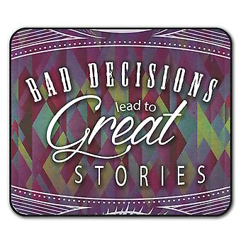 Great Stories  Non-Slip Mouse Mat Pad 24cm x 20cm | Wellcoda