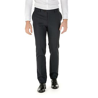 Pal Zileri Mens Pants Dark Grey