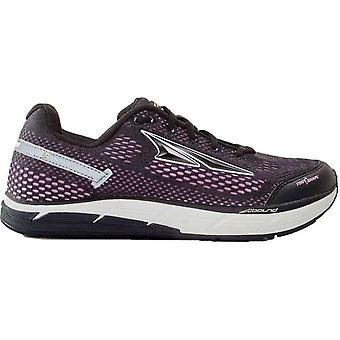 Intuition 4.0 Purple/Black Womens Zero Drop Running Shoes