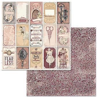 Charmed Double-Sided Cardstock 12