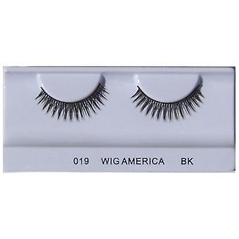Wig America Premium False Eyelashes wig528, 5 Pairs
